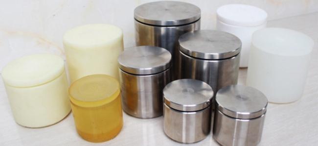 行星球磨机球磨罐材质众多,如何选用合适的