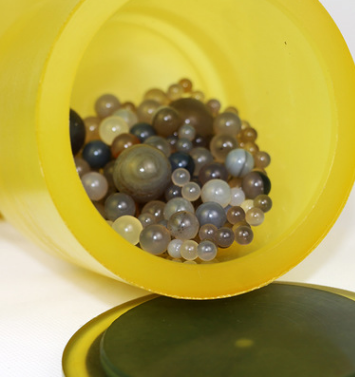 实验室球磨机的罐和球怎么清洗?